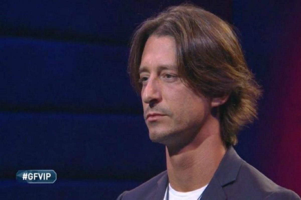 GF Vip Francesco Oppini parla di sua madre Alba