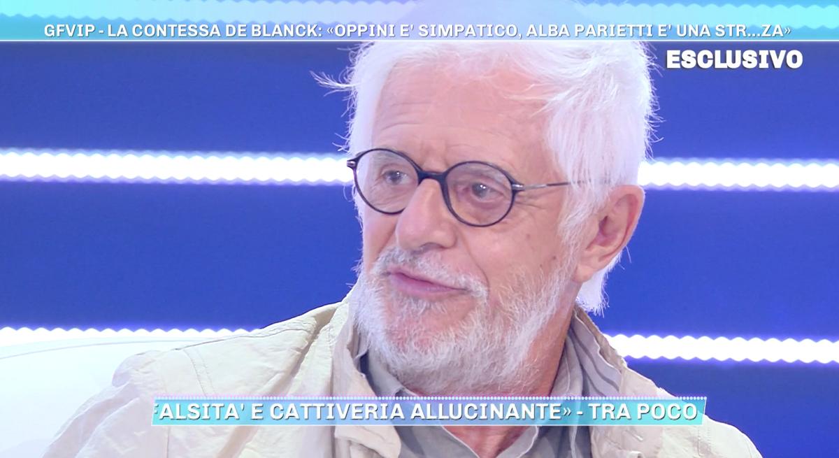 GF Vip Oppini contro Antonella Elia
