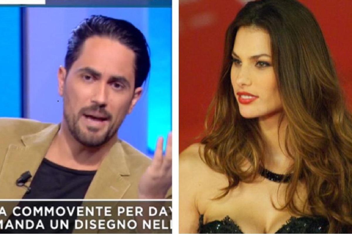 GF Vip Biagio D'Anelli contro Mello