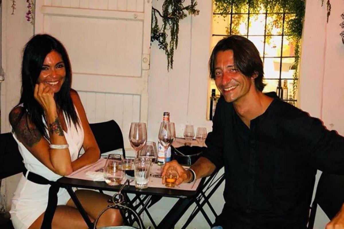 GF Vip parla la fidanzata di Francesco Oppini