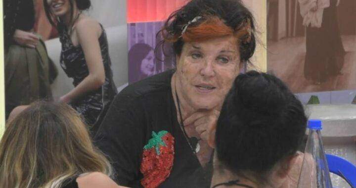 """GF Vi Patrizia De Blanck: """"Ho perso un bambino"""""""