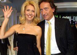 Maria Teresa Ruta e l'ex marito