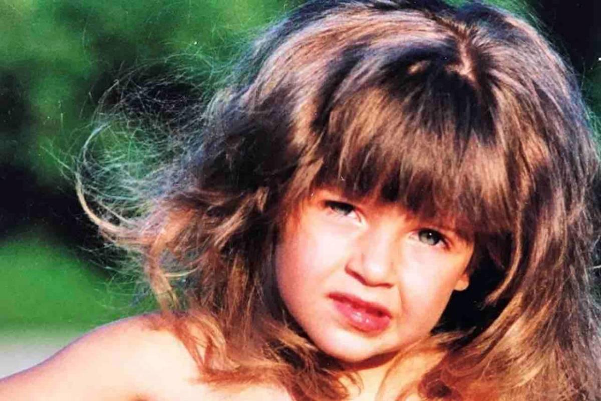 Guenda Goria da giovane