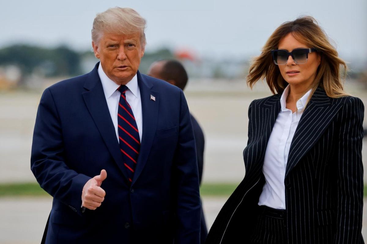 Donald Trump e la sua consigliera