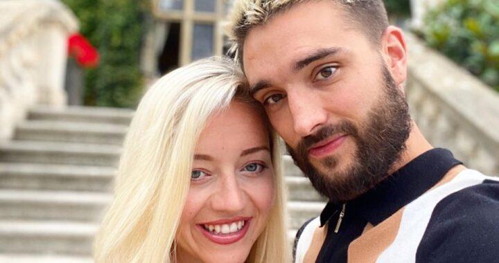 Kelsey Hardwick e il marito