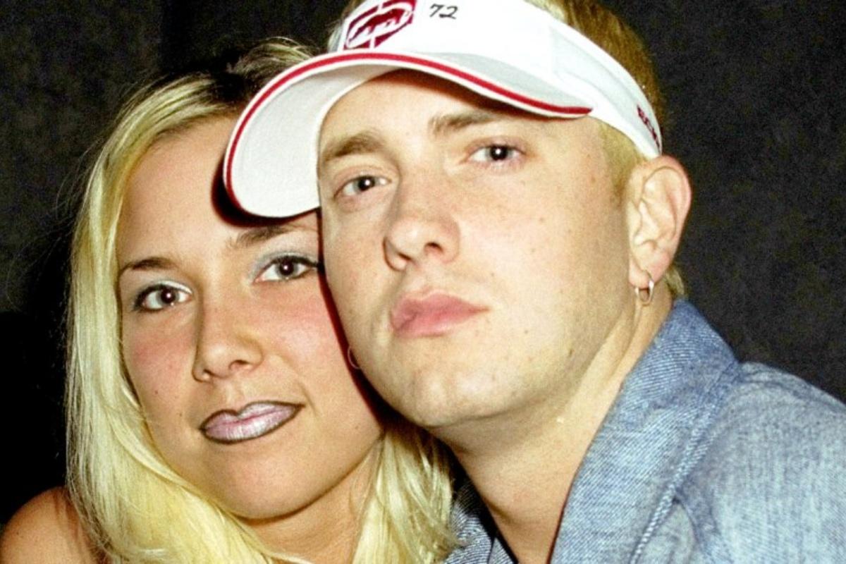 Eminem e l'ex moglie