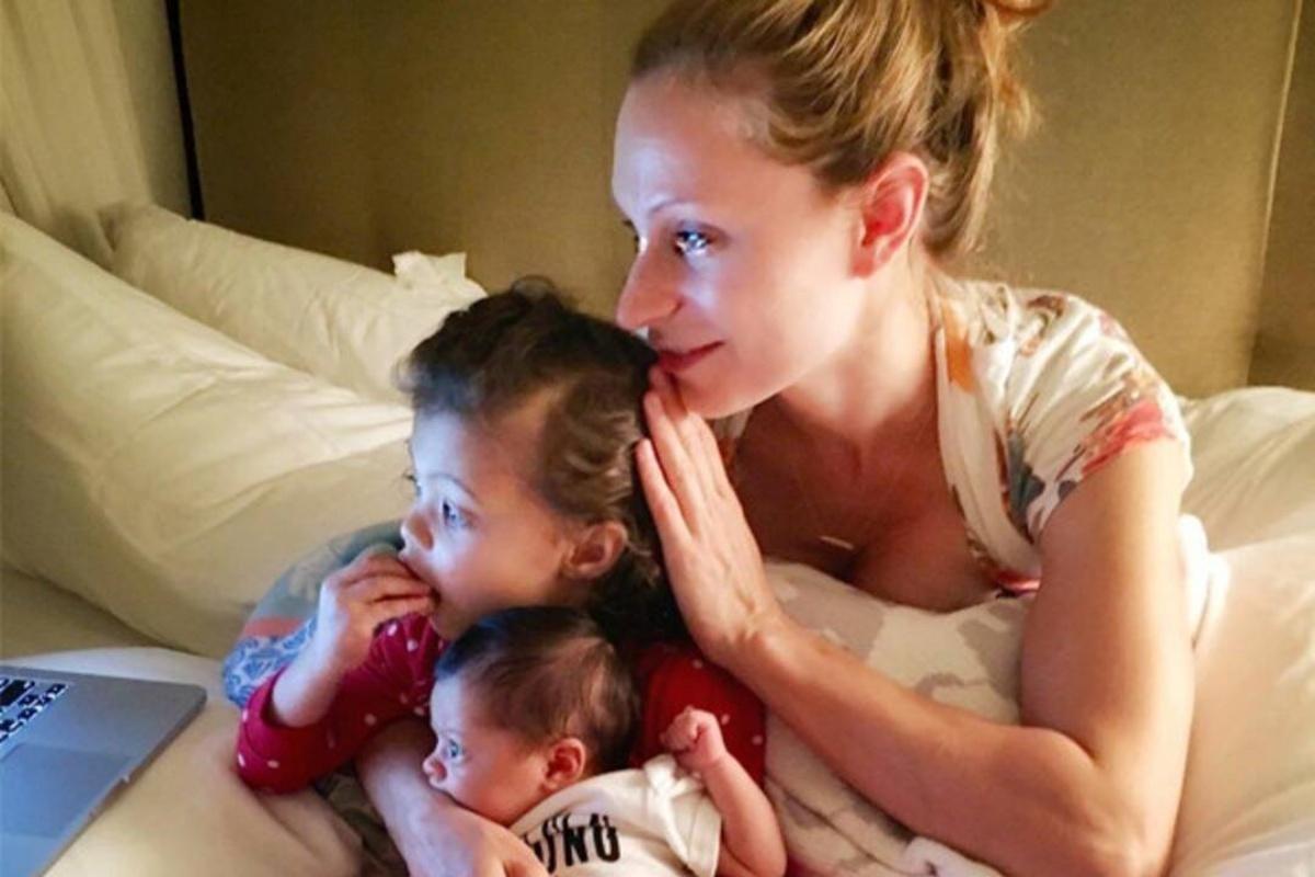 Laurem Hashian e le figlie