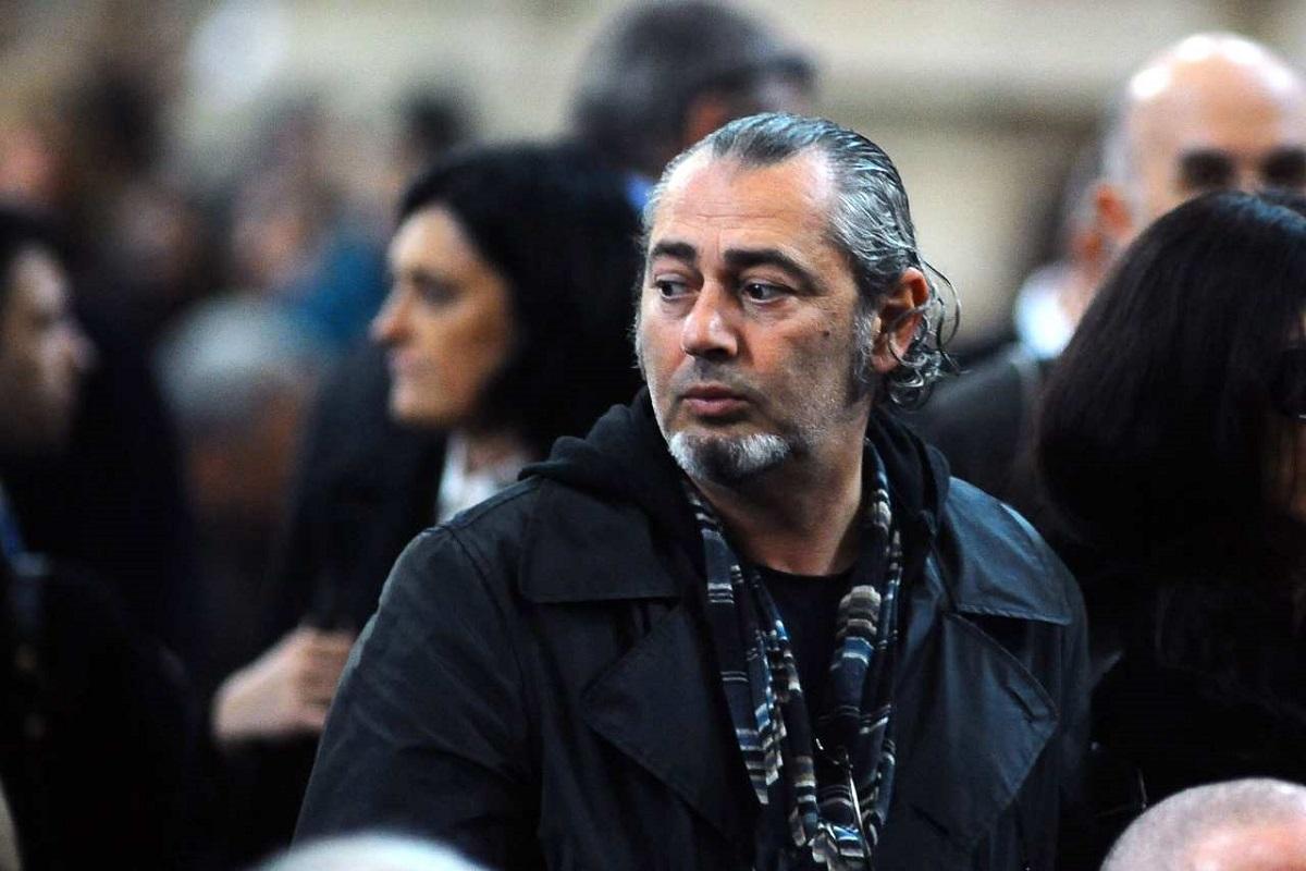 Luca Carboni il dolore per la morte del padre