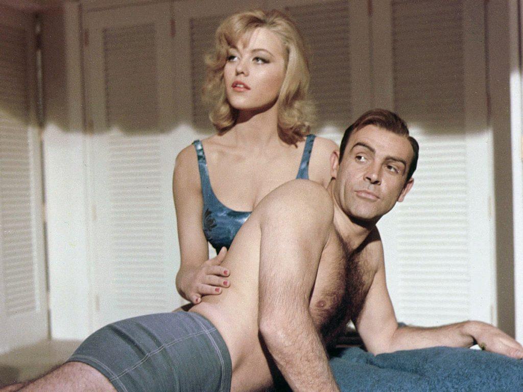 Margartet Nolan e l'agente 007