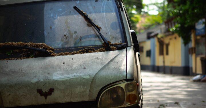 Furgone rubato per due volte a Modena