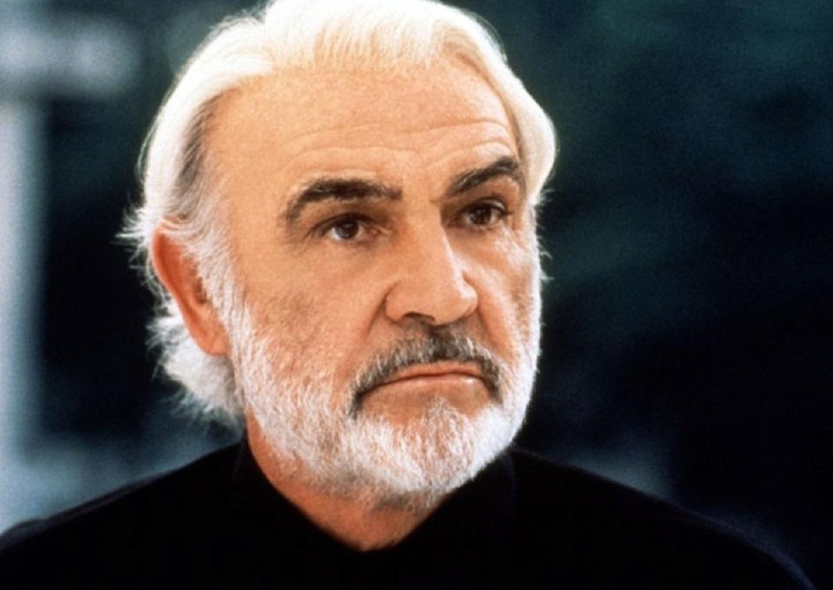 foto dell'attore Sean Connery