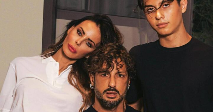 Carlos Maria Corona con Nina Moric e Fabrizio Corona