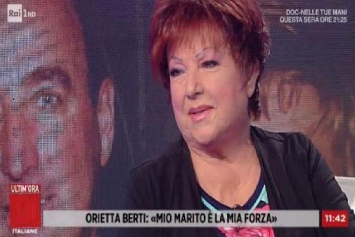 Orietta Berti e Storie Italiane