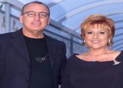 Osvaldo Paterlini e Orietta Berti