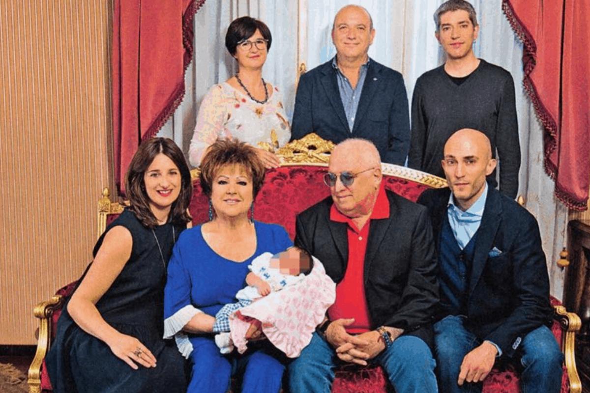 Famiglia di Orietta Berti