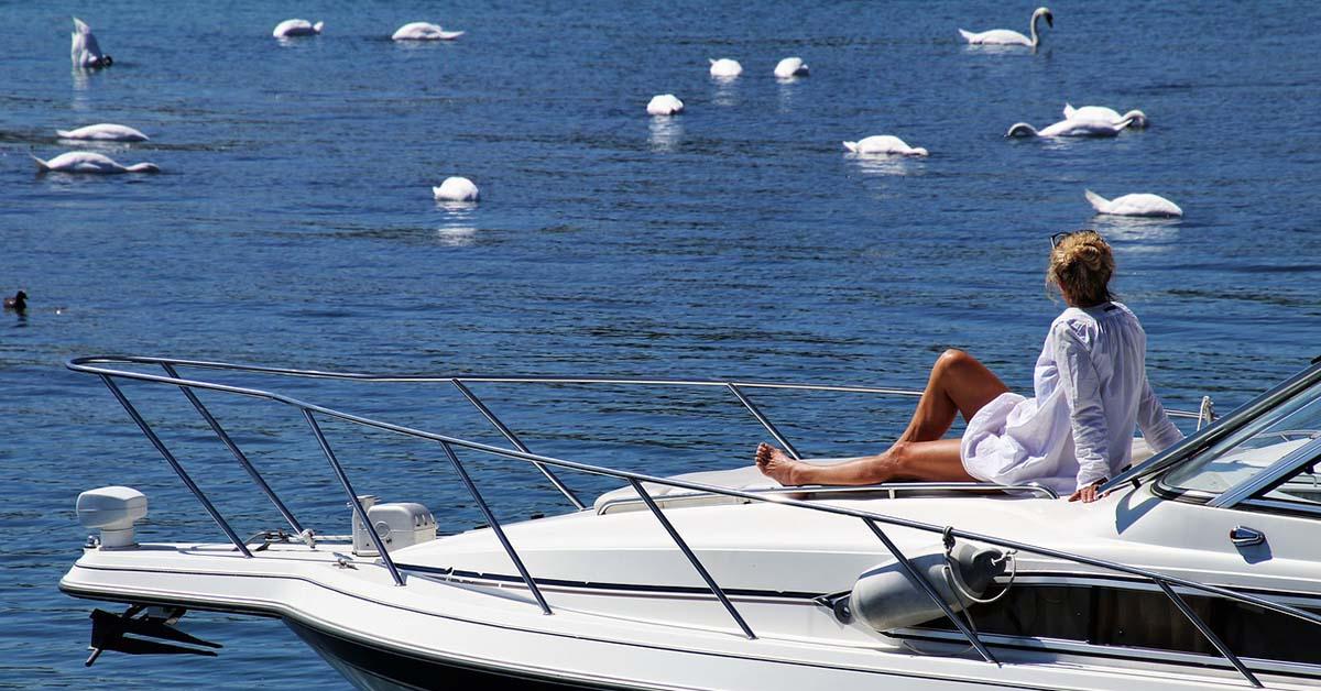outfit per giornata in barca