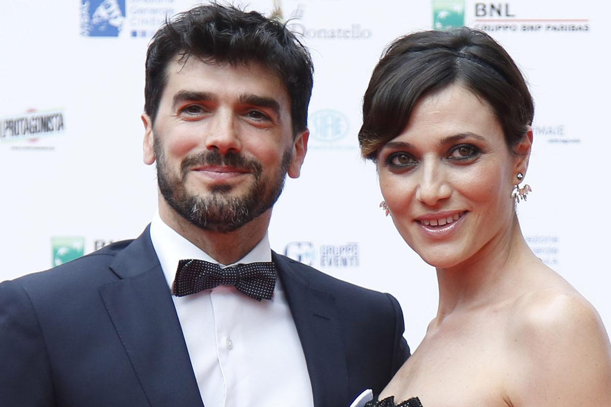 Paolo SOpranzetti e Anna Foglietta