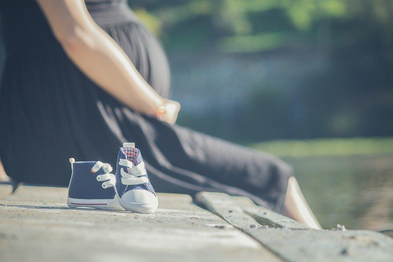gestire la postura in gravidanza