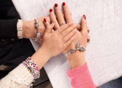 pulire bracciale Pandora