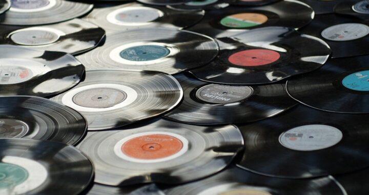 pulire i dischi 45 giri