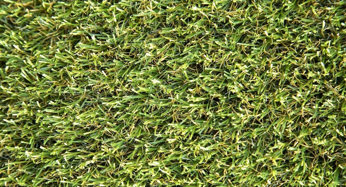 pulire l'erba sintetica