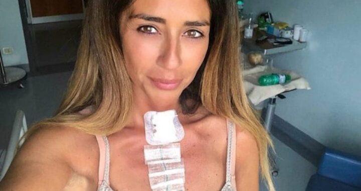 foto Raffaella Mennoia tiroide