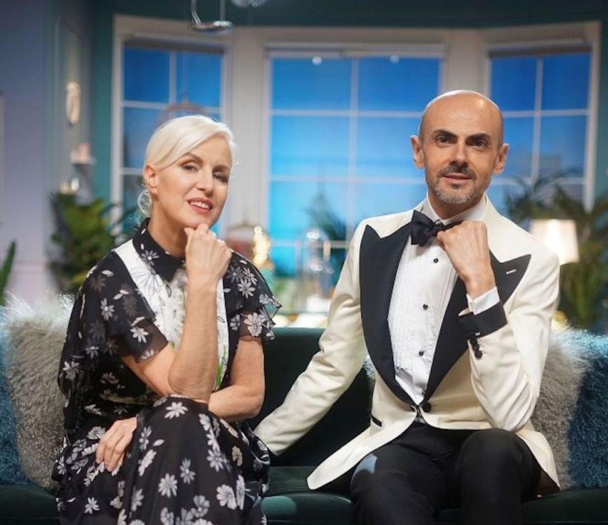Enzo Miccio e Carla Gozzi