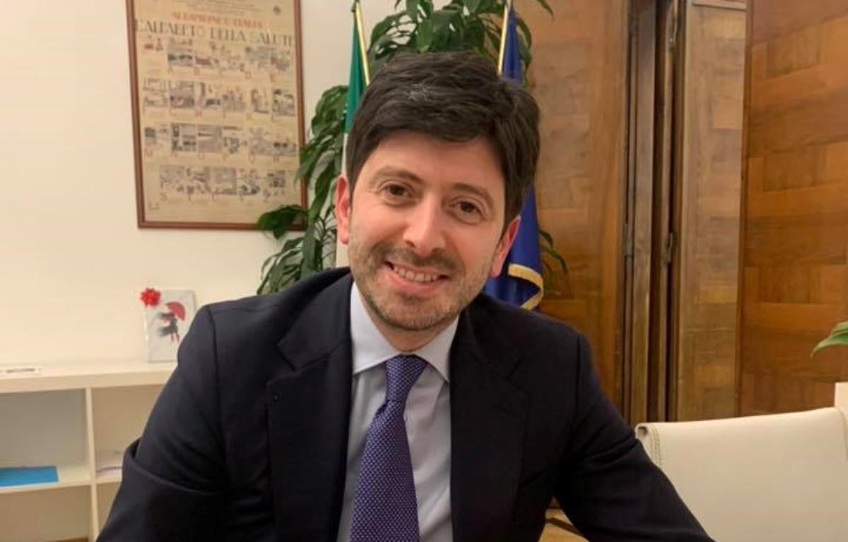 Appello Roberto Speranza
