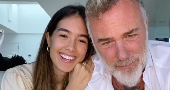 Sharon Fonseca e Gianluca Vacchi