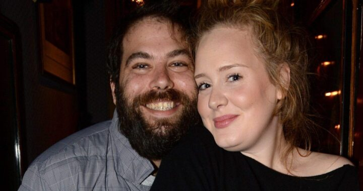 Adele e l'ex marito