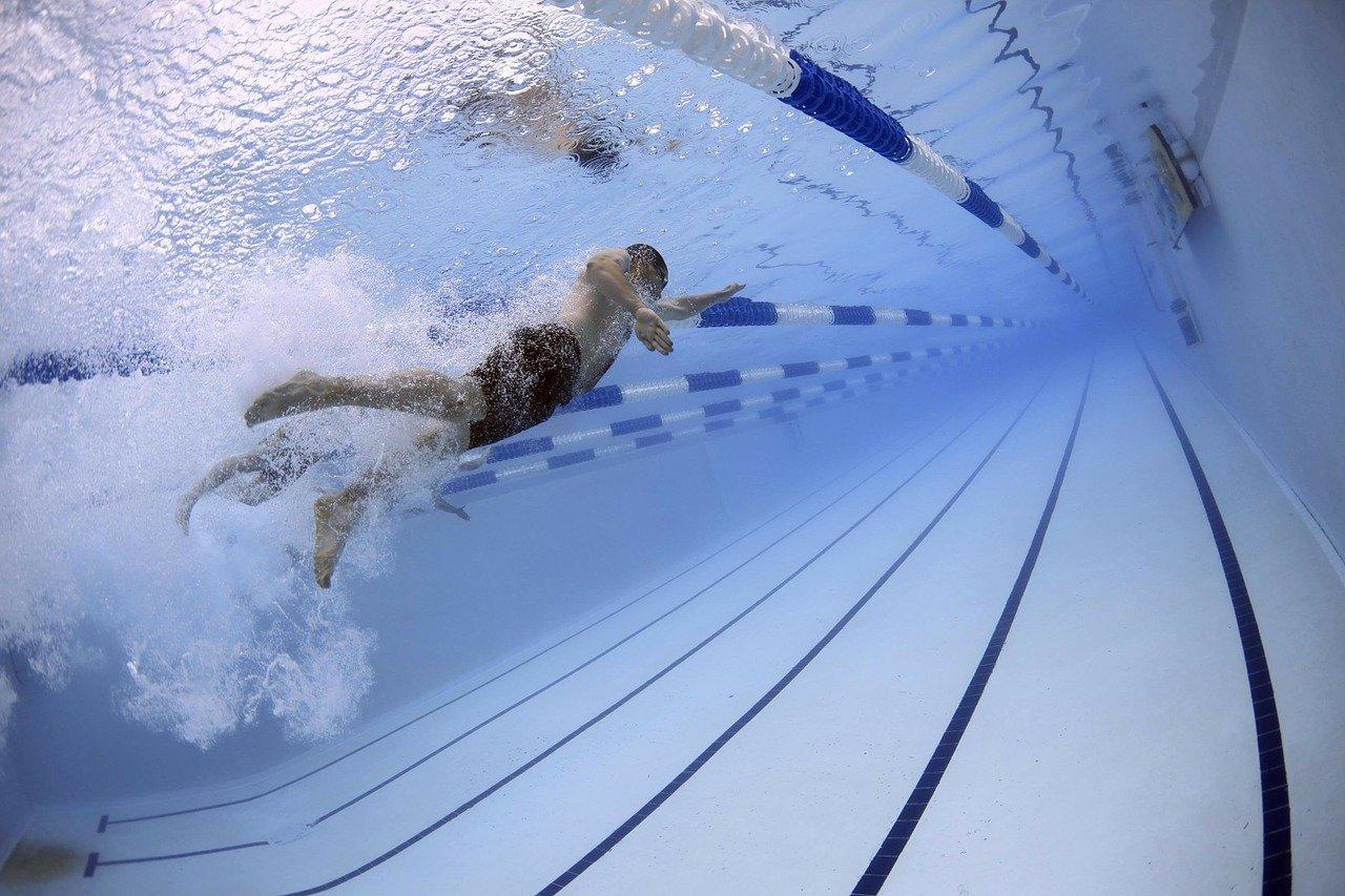 Nuotare fa bene alla salute