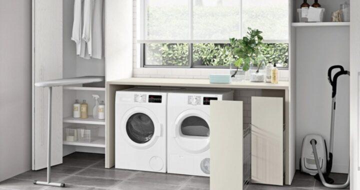 Ricavare spazio lavanderia? Si può, seguendo questi piccoli consigli