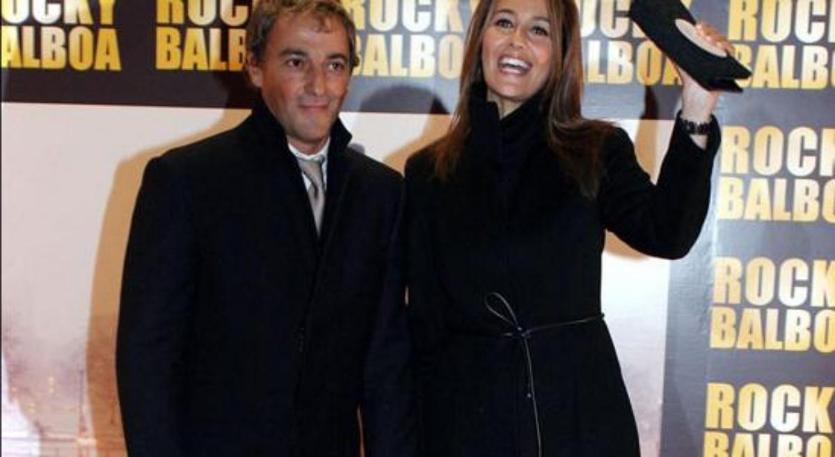 Roberta Capua e Stefano Cassoli