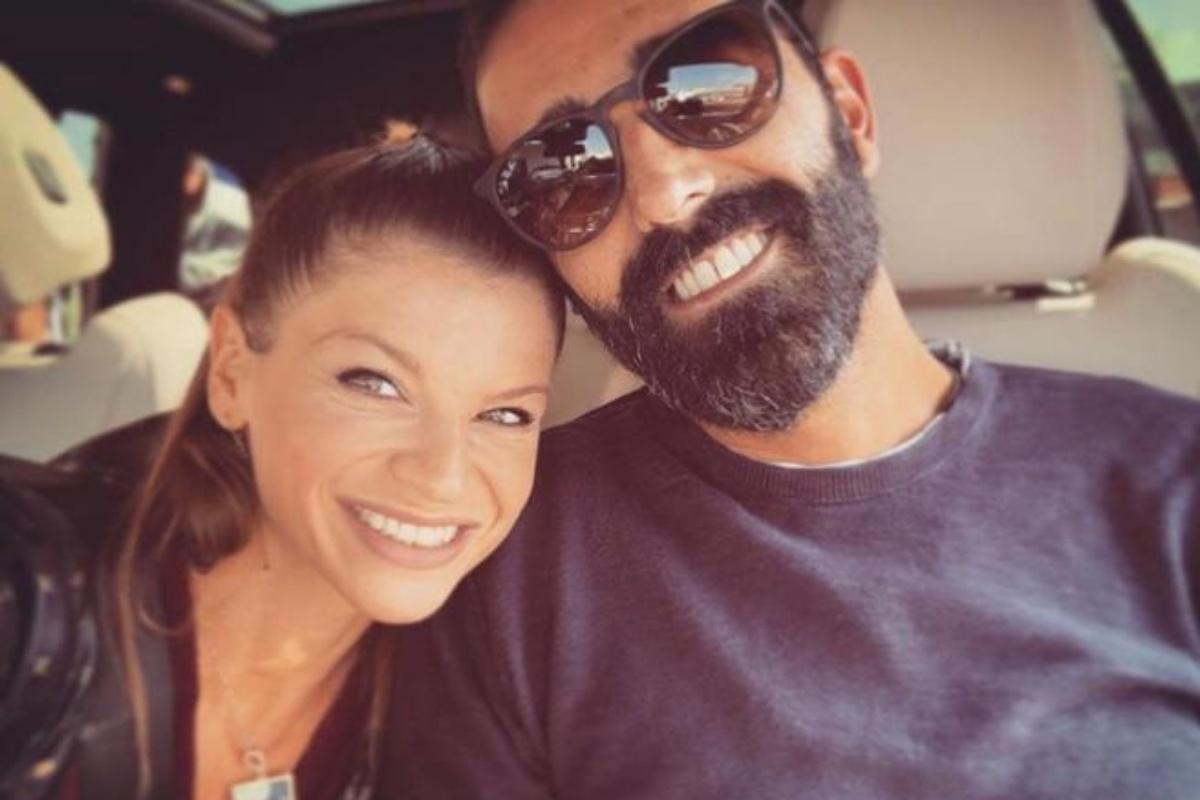 Alessandra Amoroso e l'ex fidanzato