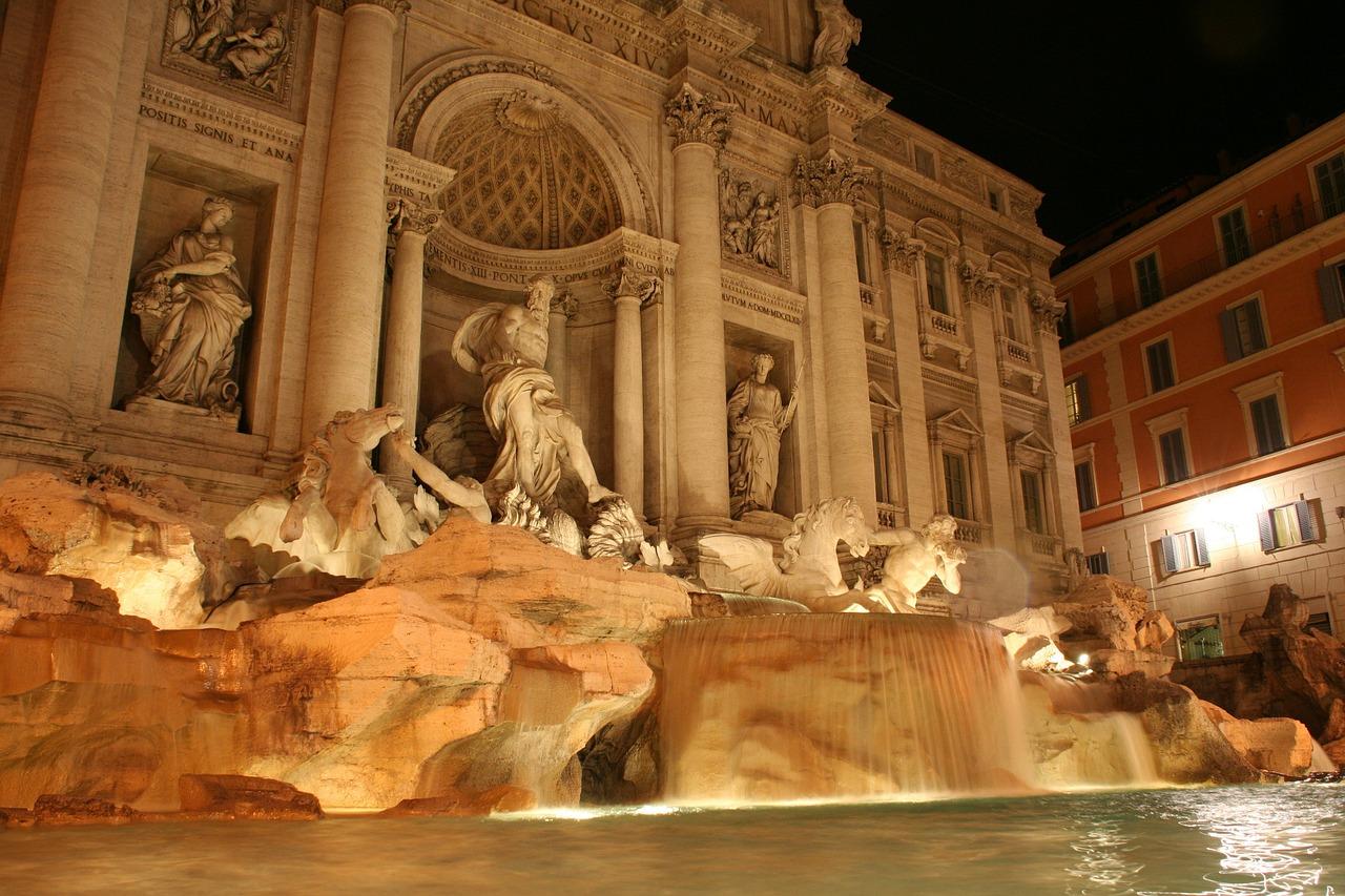 Mete tipiche di un viaggio a Roma