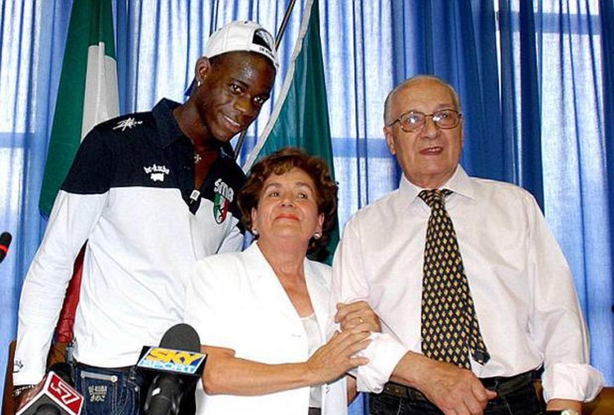 Silvia e Francesco Balotelli