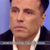 Karim Capuano primo piano in trasmissione televisiva