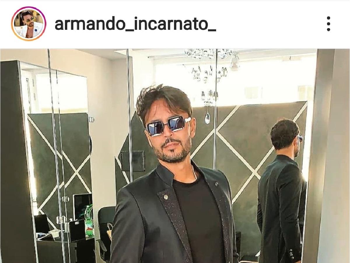 UeD Armando nuovo post su Instagram