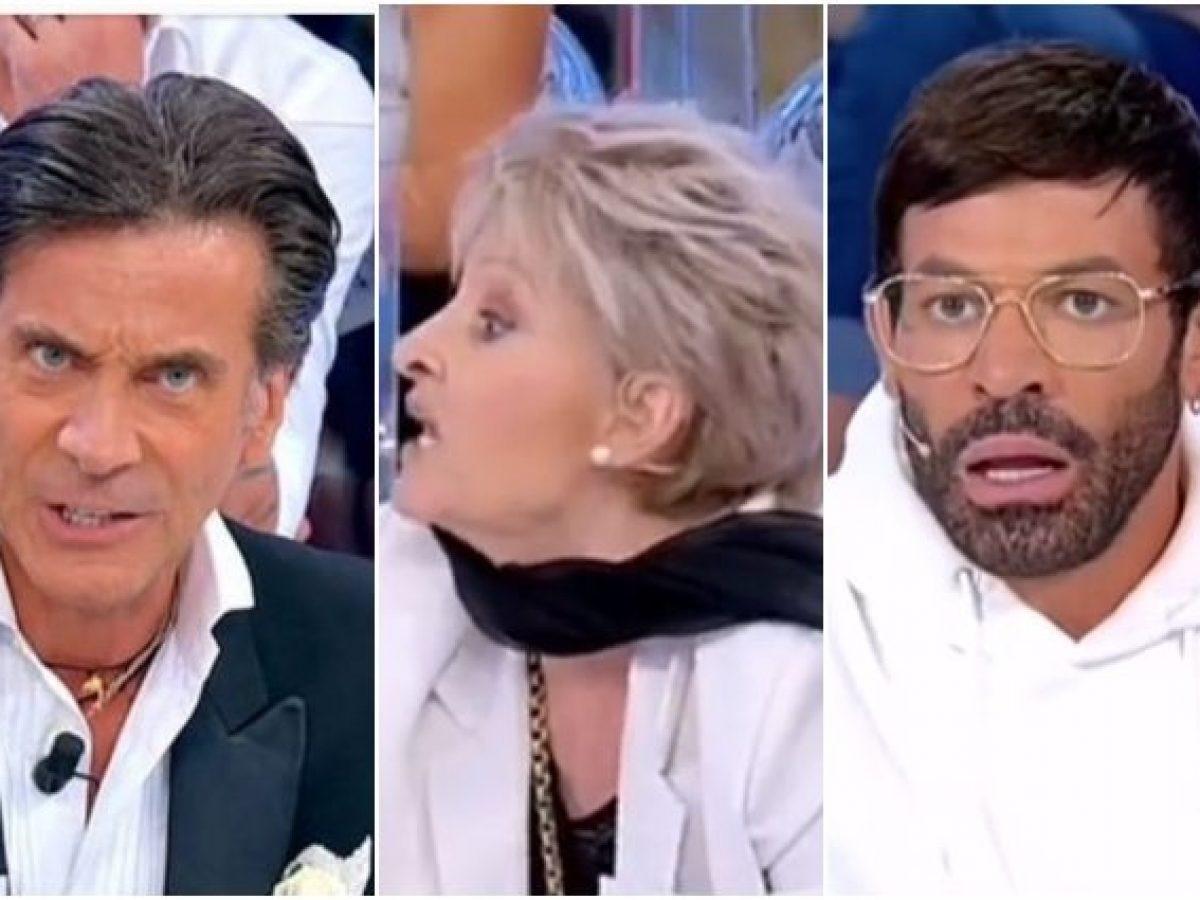 """UeD Gianni Sperti: """"Uomo di mer**"""""""