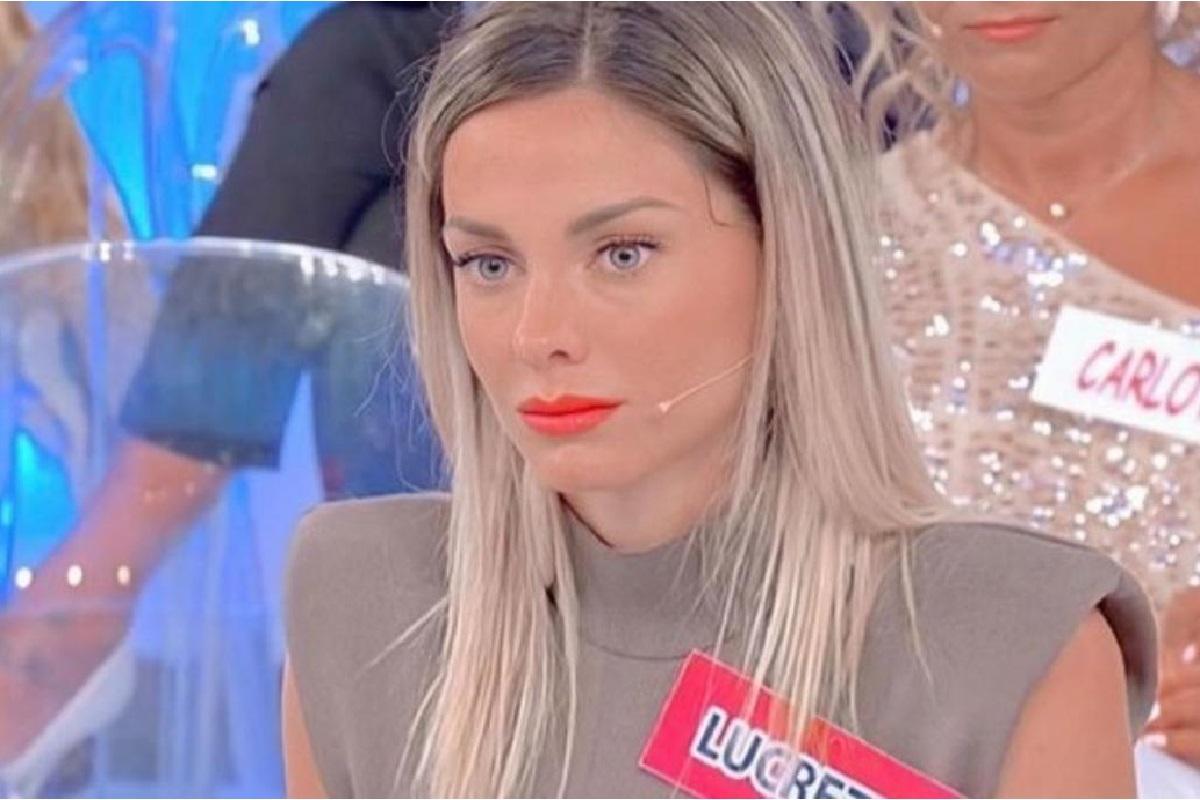 UeD Lucrezia sceglie Armando