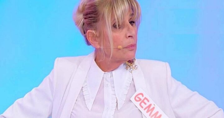 UeD Gemma Galgani di nuovo sola