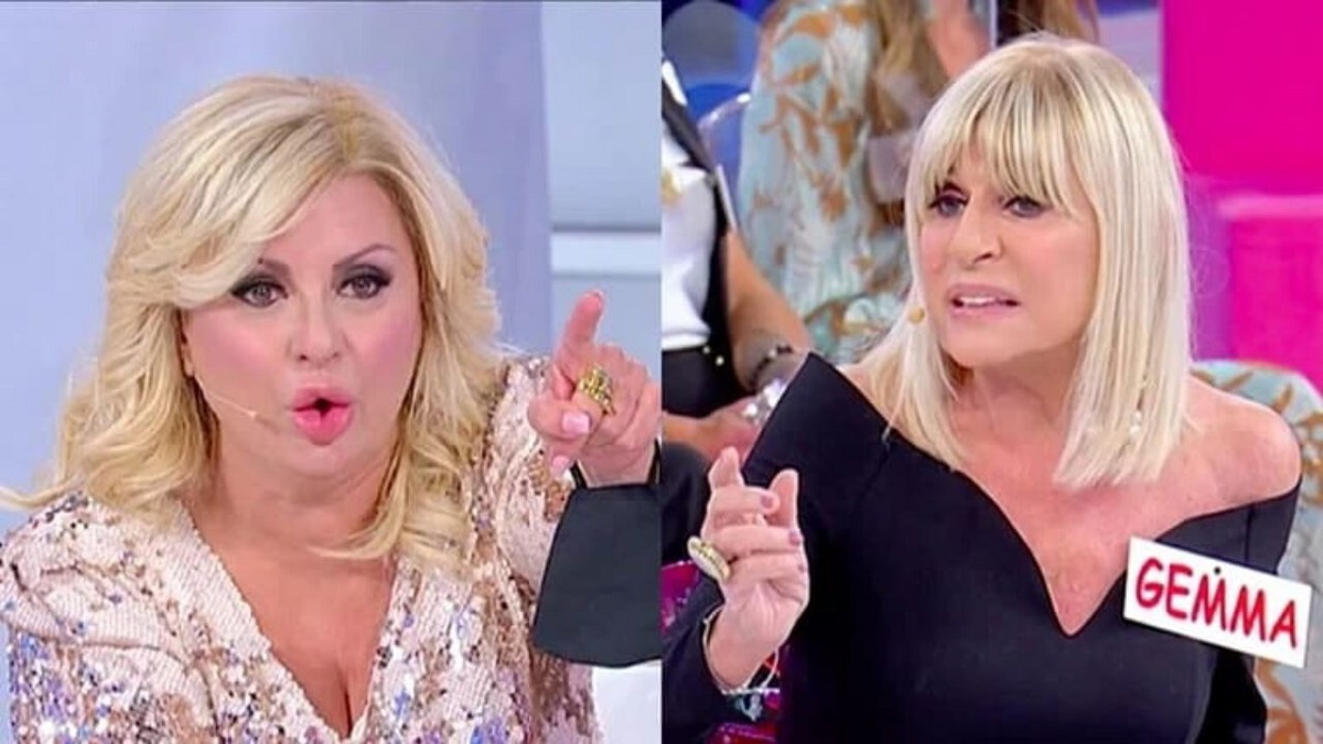 UeD Gemma contro Tina per Giorgio