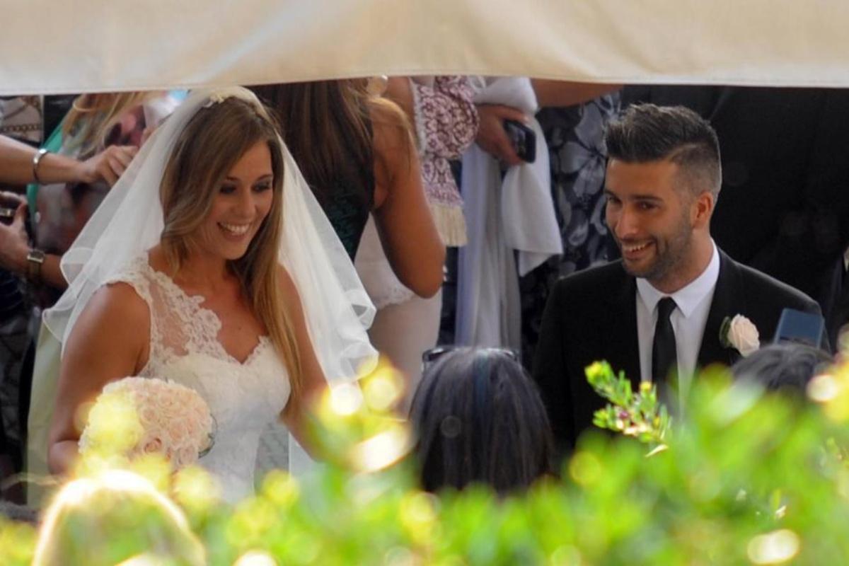Matrimonio figlia Beppe Grillo