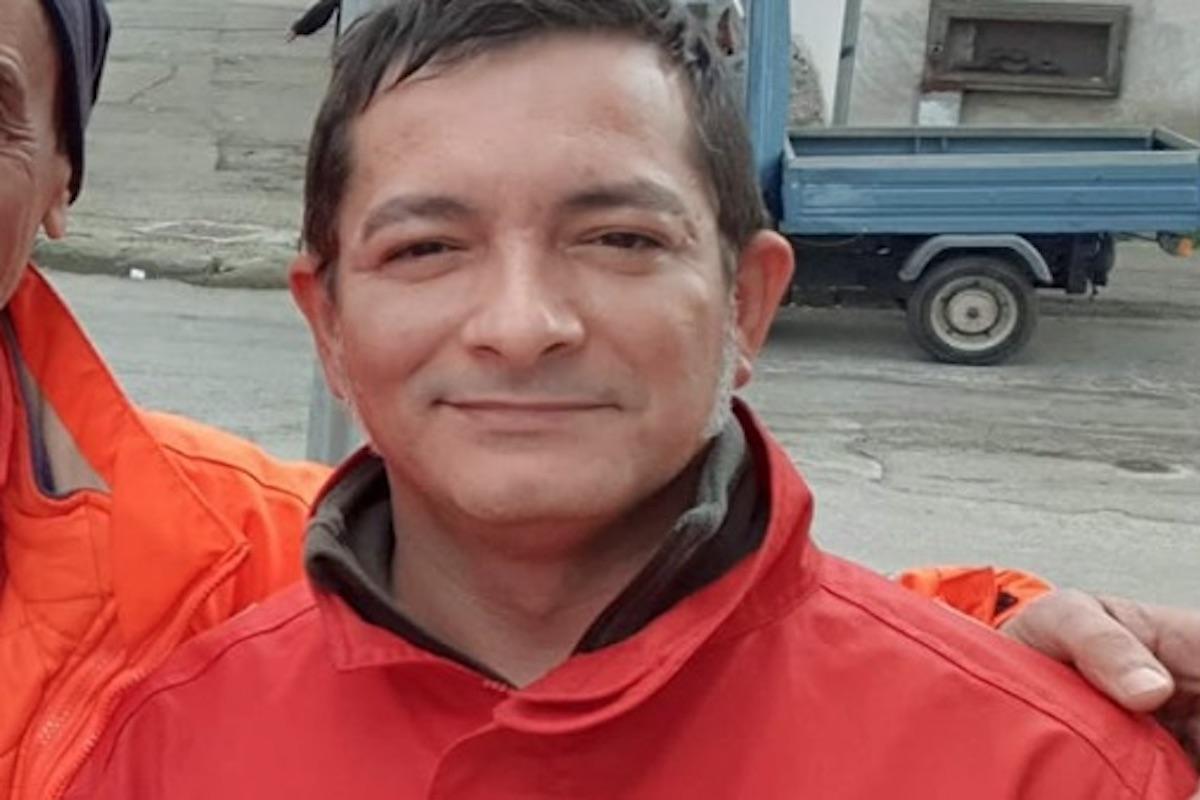 Rodolfo Orefice sorridente