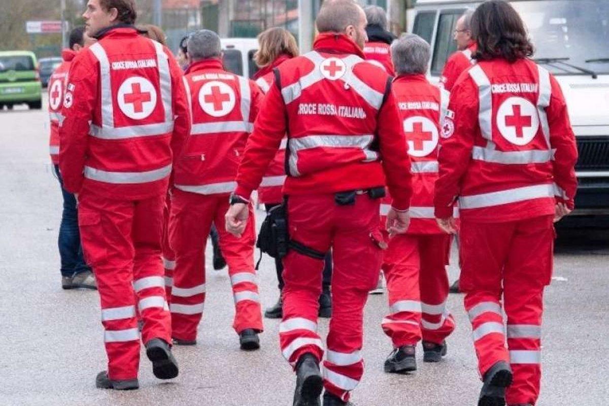 Addetti Croce Rossa Italiana