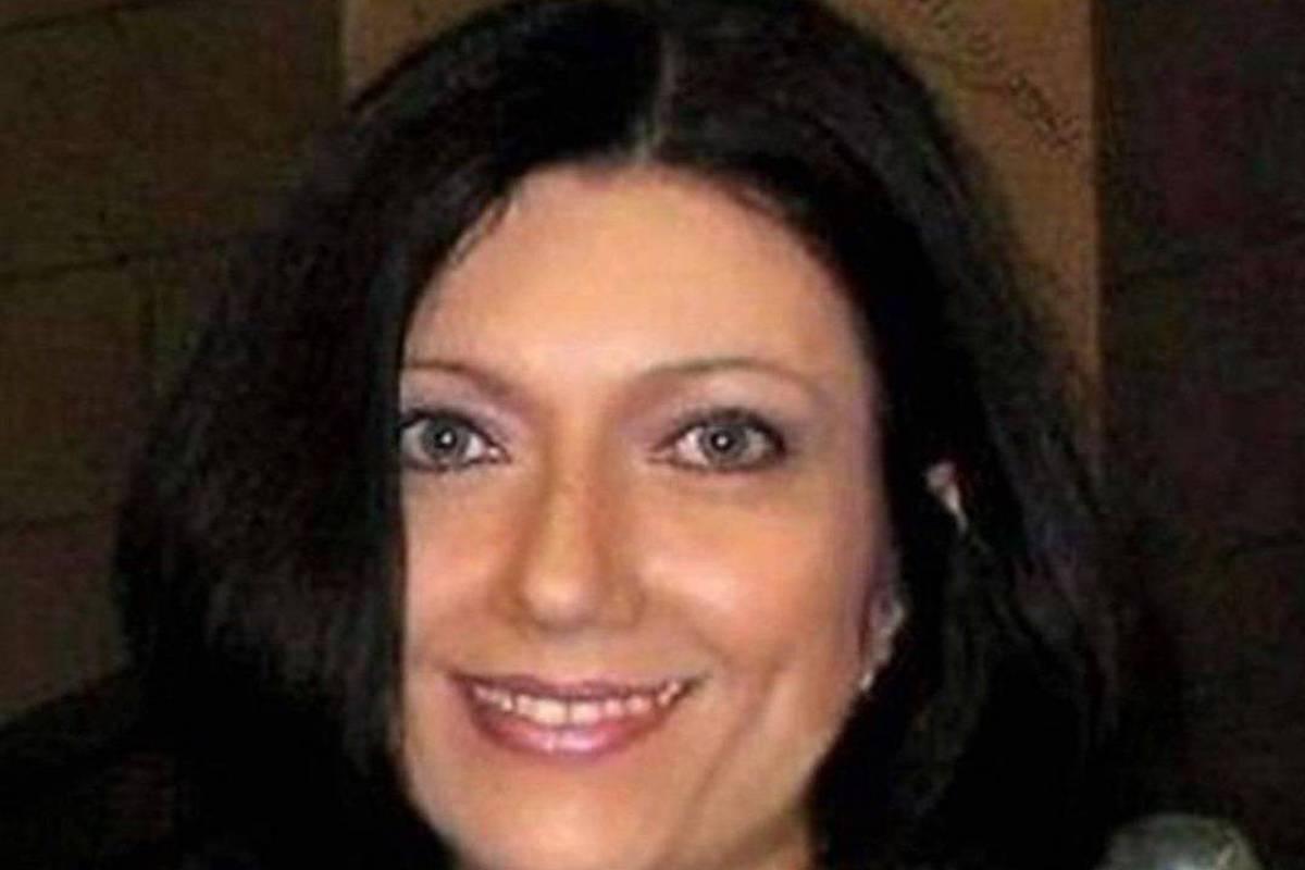Roberta Ragusa che sorride
