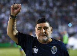 Foto di Diego Armando Maradona