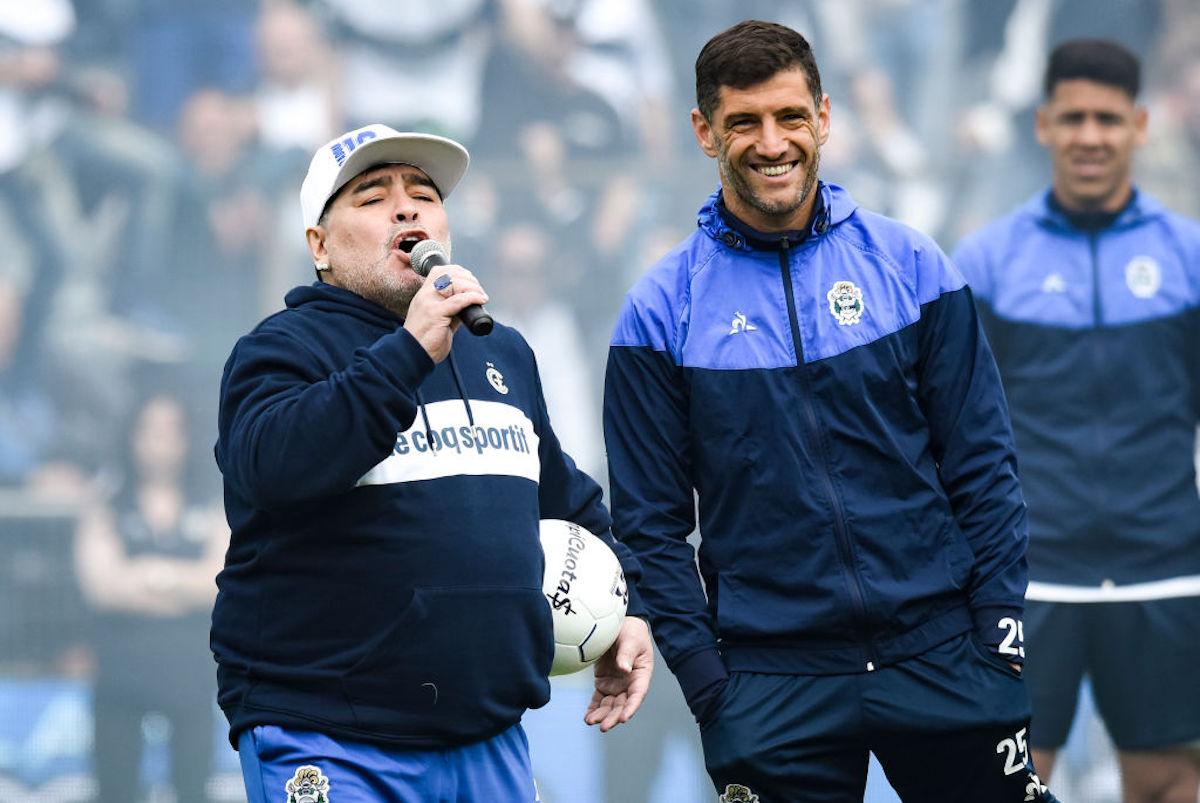 Diego Maradona foto