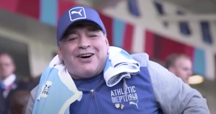 """Diego Maradona, spunta l'ultimo audio: """"Prenditi cura del mio angelo"""""""