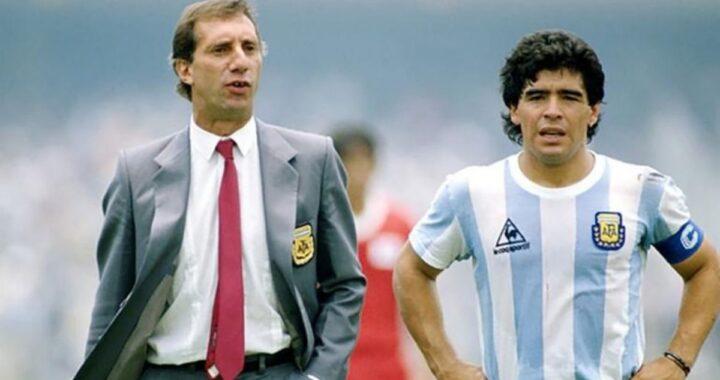 Carlos Bilardo non sa della morte di Diego Armando Maradona